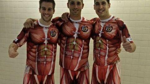 De la piel desnuda al jamón serrano: así son las camisetas más raras del fútbol mundial