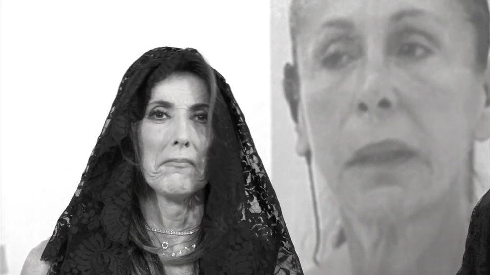 'Sálvame' se viste de luto por el abandono de Isabel Pantoja de 'Supervivientes'