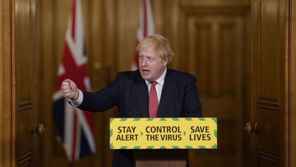 Reino Unido se abastece de 90 millones de dosis de vacunas contra el coronavirus