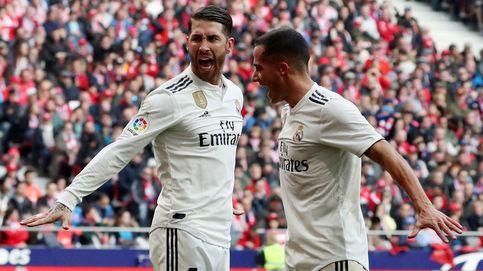 Atlético de Madrid - Real Madrid en directo: resumen, goles y resultado