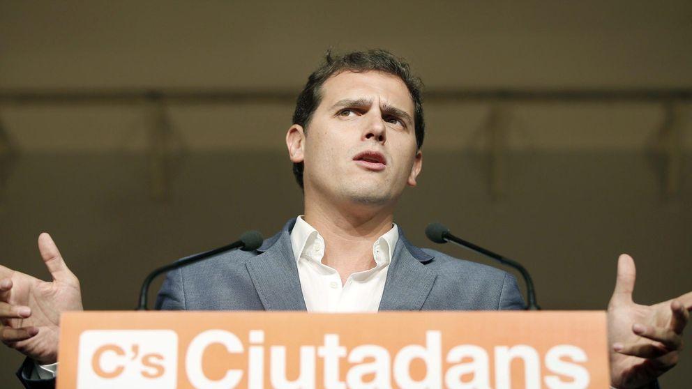 Tercer caso en dos días de un candidato de Ciudadanos relacionado con Falange