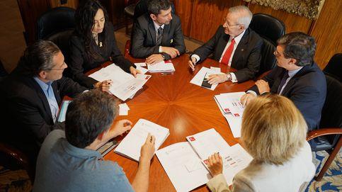 Los independentistas convocan pleno de la Cámara de Barcelona sin tener quórum