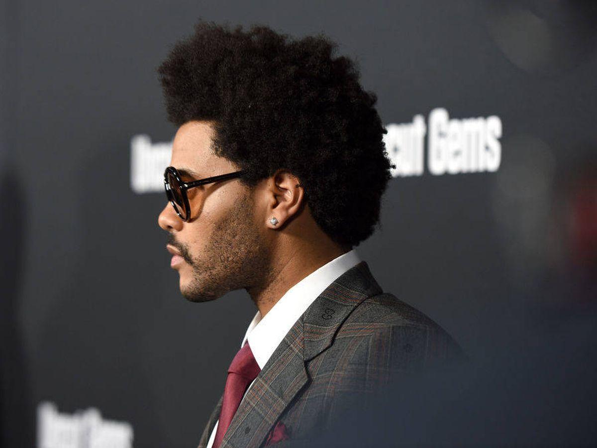 Foto: The Weeknd, el hombre de moda que se ha convertido en icono de la belleza masculina. (Reuters)