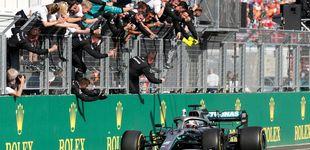 Post de Resultado F1: Hamilton roba el triunfo a Verstappen y Carlos Sainz (5º) vuelve a brillar