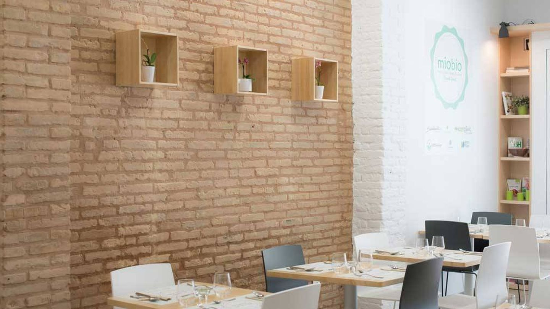 Miobio es escuela y restaurante a la vez