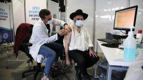 Más del 11% de su población ya vacunada: Israel lidera la vía rápida hacia la inmunidad