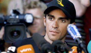 Contador alabó a Armstrong y Bruyneel se marchará del Astana