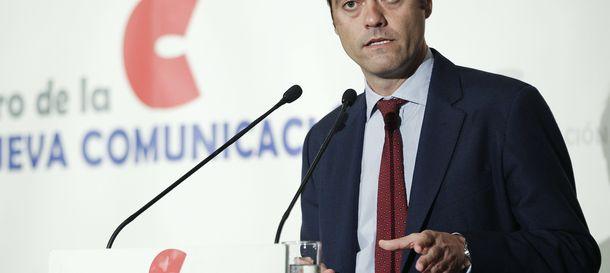 Foto: El consejero delegado de Vocento, Luis Enríquez (EFE)