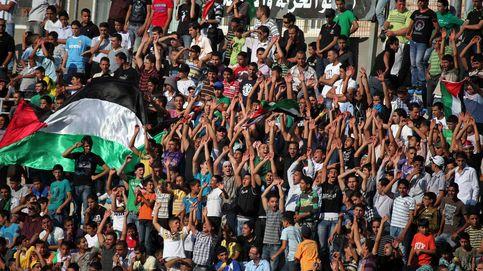La FIFA presiona más a Israel para que deje vivir en paz al fútbol palestino