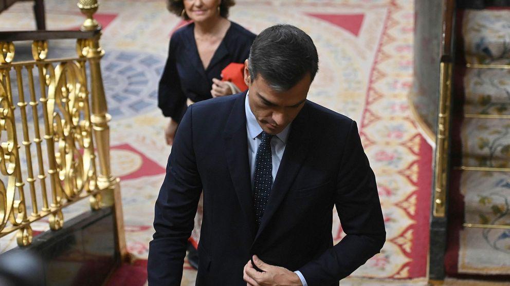 Los independentistas quieren llevar ahora a los tribunales a Pedro Sánchez