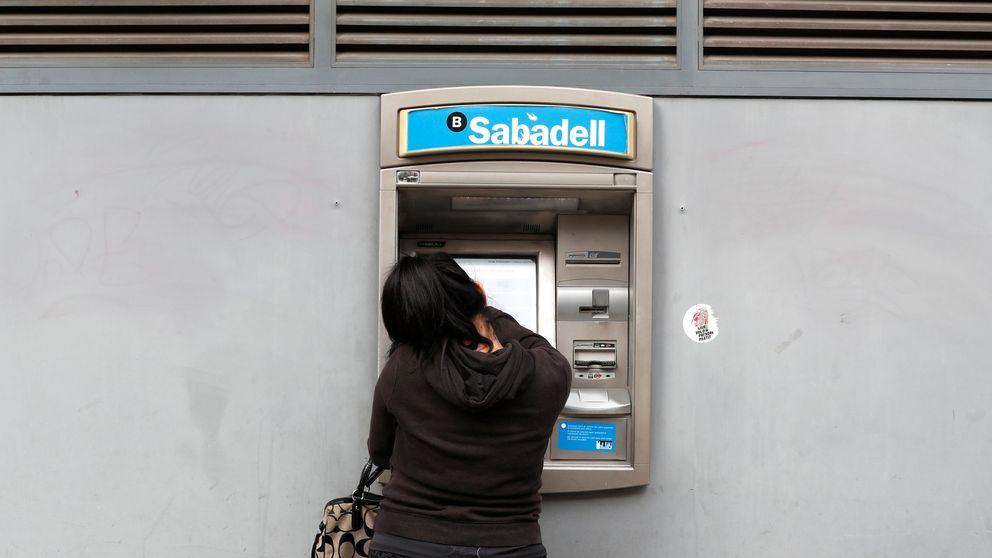 Sabadell lidera las caídas en bolsa ante las dudas de BoA sobre su plan estratégico