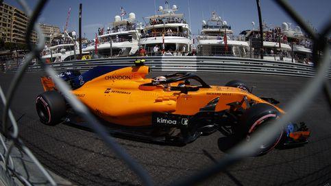 GP de Mónaco de Fórmula 1: Victoria de Ricciardo, Sainz es 10º y Alonso abandona