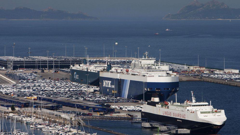 Foto: Puerto de Vigo. (EFE)