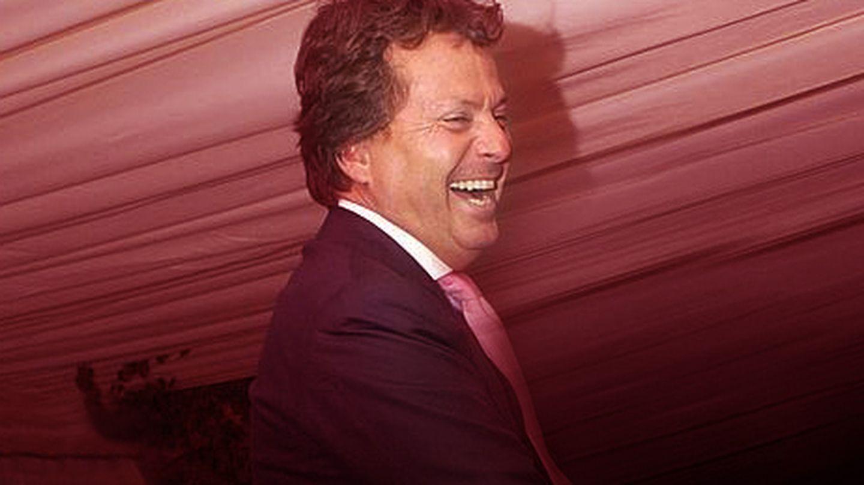 Andrés Piedrahita, en una fiesta en Nueva York, poco antes del escándalo Madoff. (Dafydd Jones)