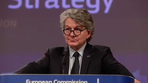 Bruselas anticipa una recesión en la UE este año por el coronavirus