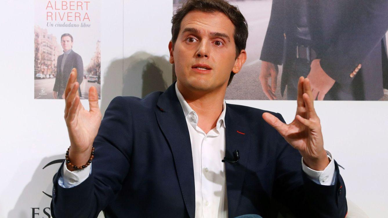 Almuerzos con Rajoy y los dos errores con Sánchez: la reaparición de Rivera