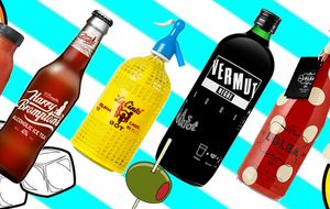 Bebidas hipster para el verano