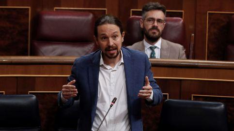 Pablo Iglesias sustituye a Marta Flor y acusa al juez de expulsarle de la causa sin pruebas