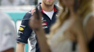 Sebastian Vettel, un 'ladrón de guante blanco'