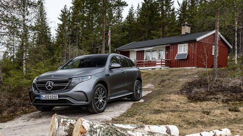 Comienza el despliegue EQ de Mercedes