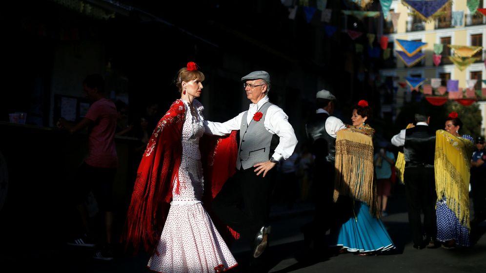 Foto: Fiesta de la paloma de 2018. (Reuters)