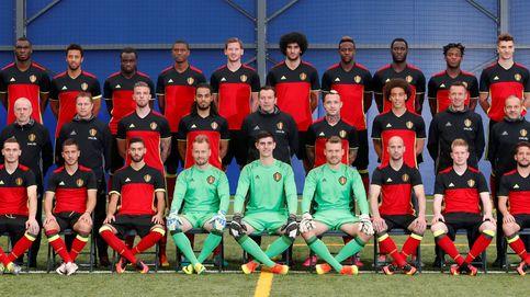 Así llega Bélgica a la Eurocopa 2016: Courtois y Hazard, las grandes esperanzas