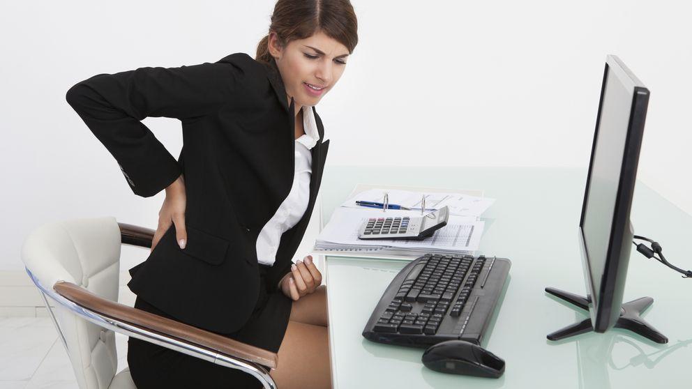 Las 7 posturas diarias a evitar para que no te vuelva a doler la espalda