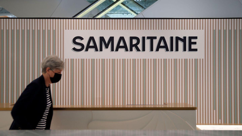 Le Samaritaine. (Reuters)