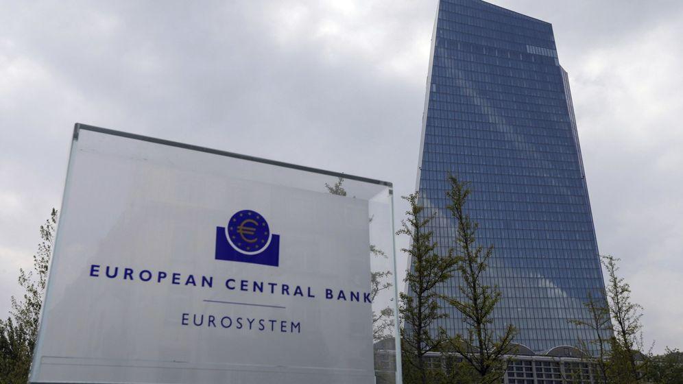 Foto: Sede del BCE. (EFE)