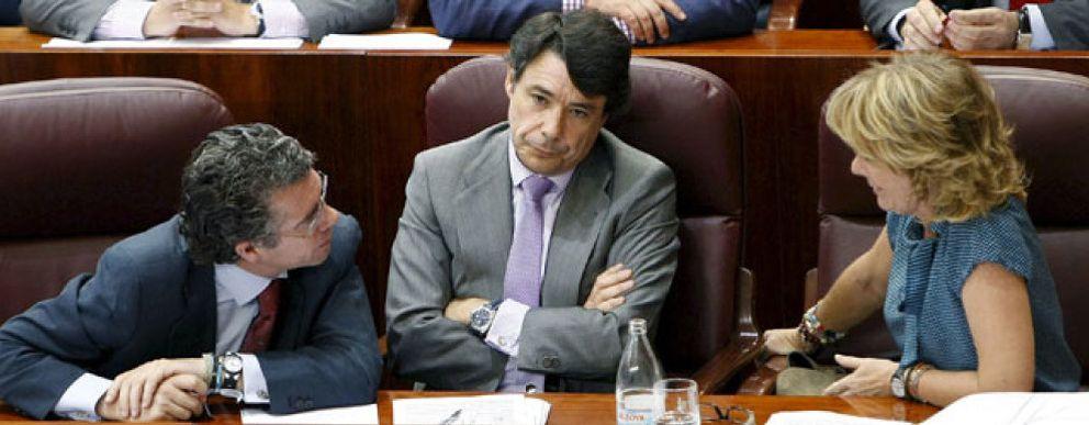 Foto: Un amigo de Granados pagó el espionaje a González, según las facturas de Método 3