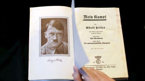 Amazon prohíbe la venta del 'Mein Kampf' y otros libros de propaganda nazi