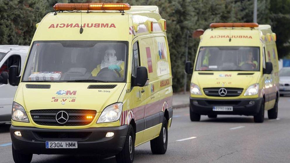 Una joven resulta herida en un atropello por un conductor que da positivo en alcohol