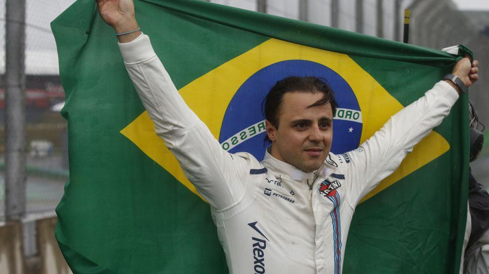 Foto: Felipe Massa correrá por última vez en Interlagos. (EFE)