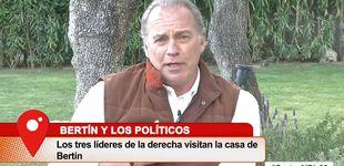 Post de El recado de Bertín a Pedro Sánchez y Pablo Iglesias tras no acudir a su casa
