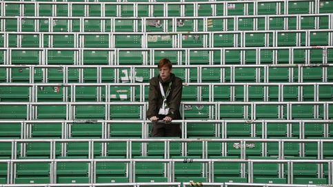 Si puedo ver el fútbol de pie en Alemania, ¿por qué no en España?