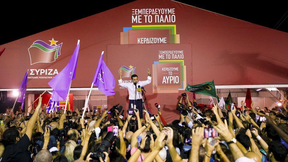 No hay quien gane a Tsipras: Syriza sale victoriosa de su órdago