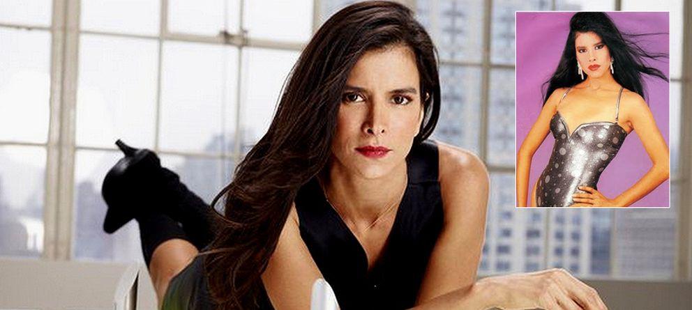 Foto: La modelo y actriz Patricia Velásquez, en una imagen de archivo (Gtres)
