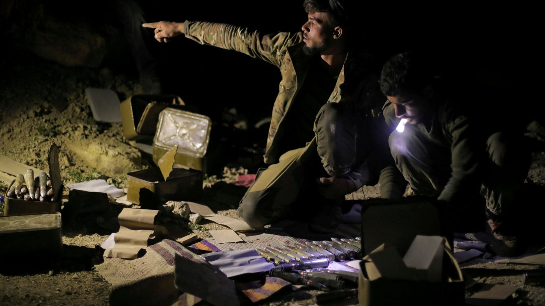 El Estado Islámico contraataca y recupera posiciones en su último reducto en Siria