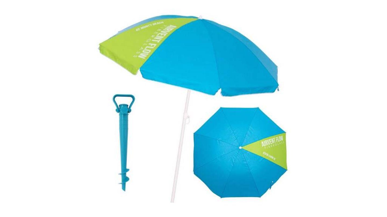 Sombrilla de playa con soporte LOLAhome