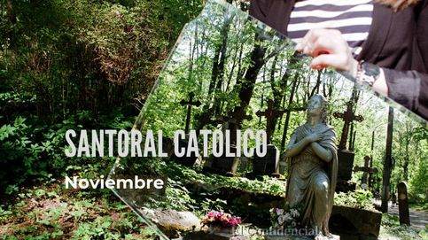 Santoral católico de noviembre, el mes de todos los santos: de Almudena a Martín