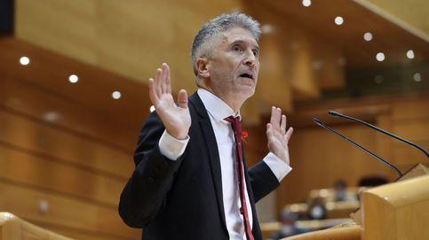 Marlaska cree que Otegi debería dejar de liderar Bildu, pero defiende el pacto
