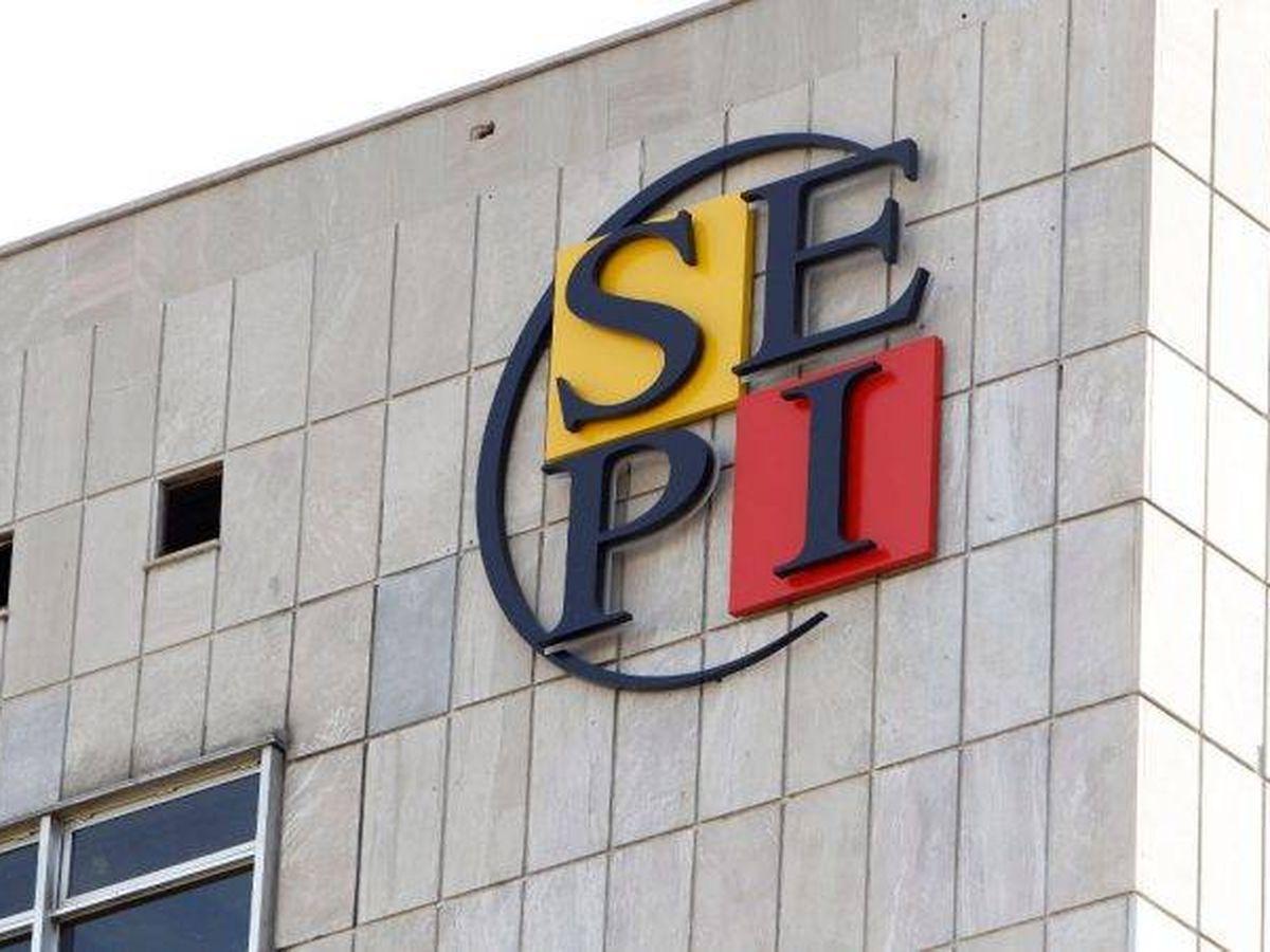 Foto: Fotografía de archivo de la sede de la SEPI. (EFE)