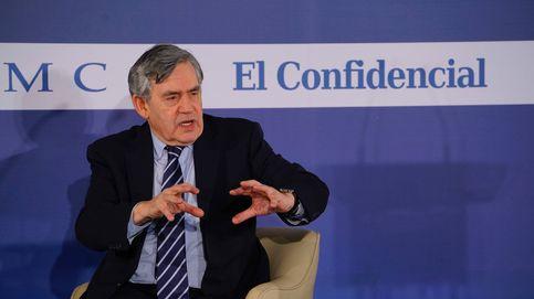 Gordon Brown: Los inversores deben tener en cuenta los riesgos políticos del populismo