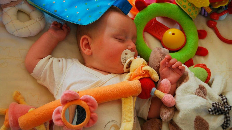 Juguetes para bebé para que tu hijo crezca divirtiéndose con seguridad