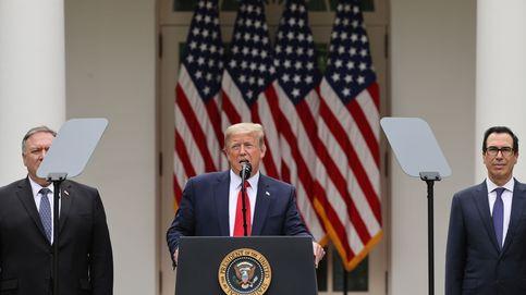 EEUU anuncia que rompe relaciones con la OMS por su gestión del covid-19