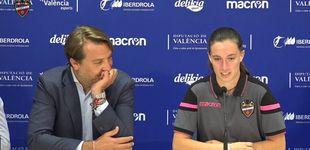 Post de Eva Navarro, entre el mal gusto del Levante y los miedos del Real Madrid
