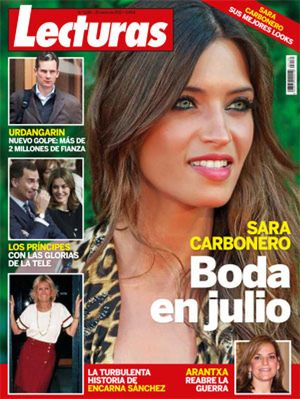 Iker Casillas y Sara Carbonero se casan el próximo mes de julio, según 'Lecturas'