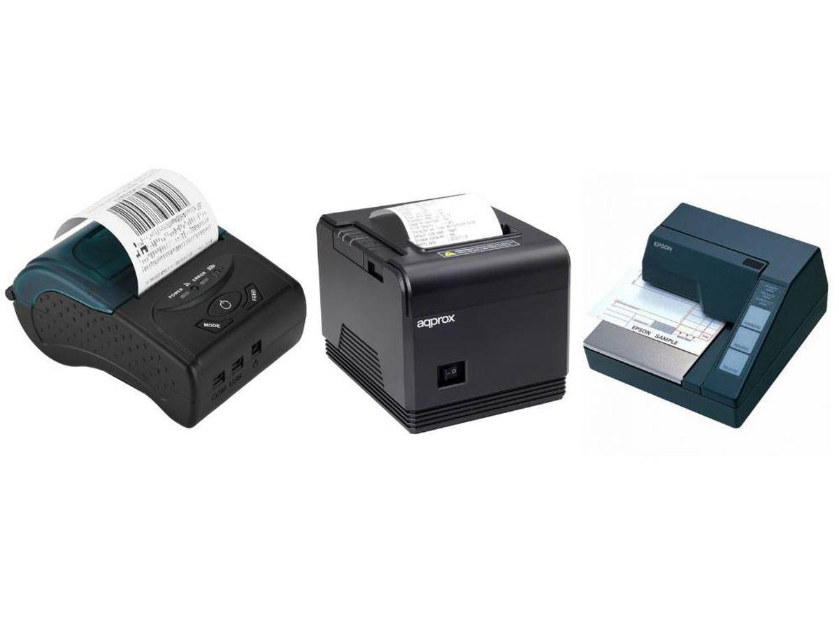 Foto: Mejores impresoras matriciales de tickets