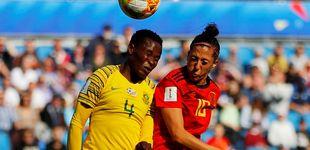 Post de España - Sudáfrica en directo: La Selección debuta en el Mundial femenino