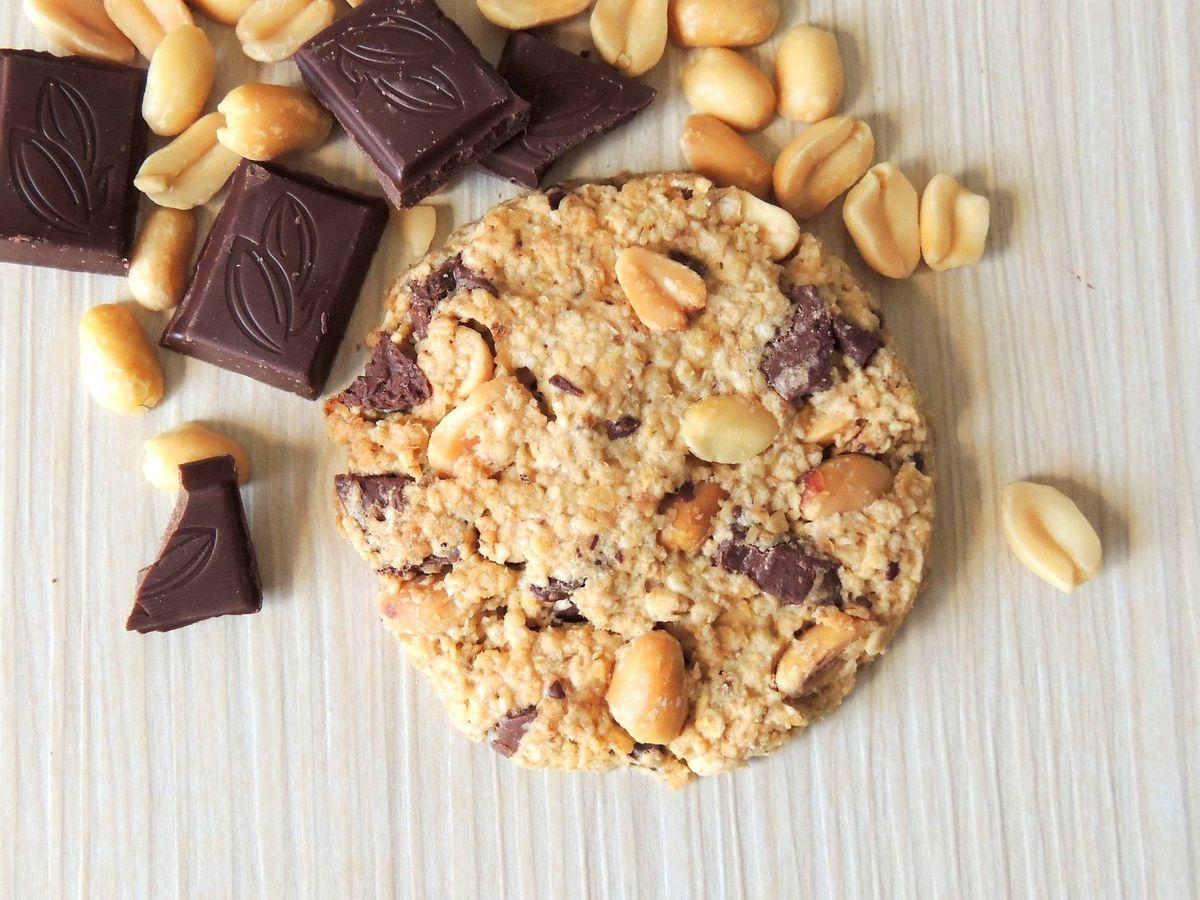 Foto: Postres saludables con chocolate. (@hrustall para Unsplash)